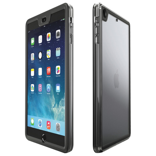 rooCASE Gelledge Case for iPad mini 1/2/3 (Black)