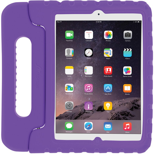 rooCASE KidArmor Protective Case for iPad mini (Purple)