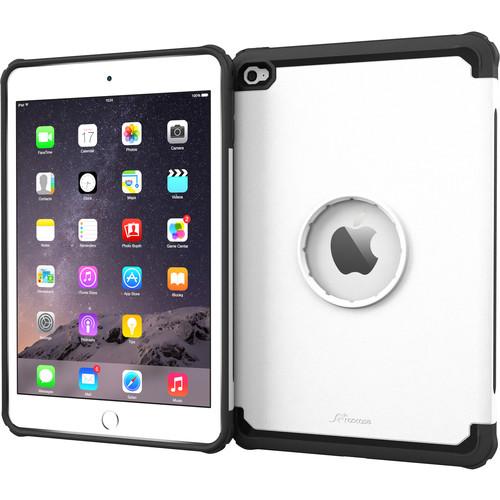 rooCASE Executive Tough Case for Apple iPad mini 4 2015 (Arctic White)