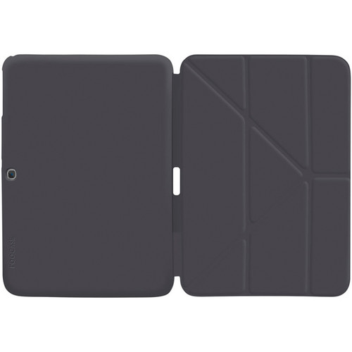 "rooCASE Origami SlimShell Case for 10.1"" Galaxy Tab 3 (Gray)"