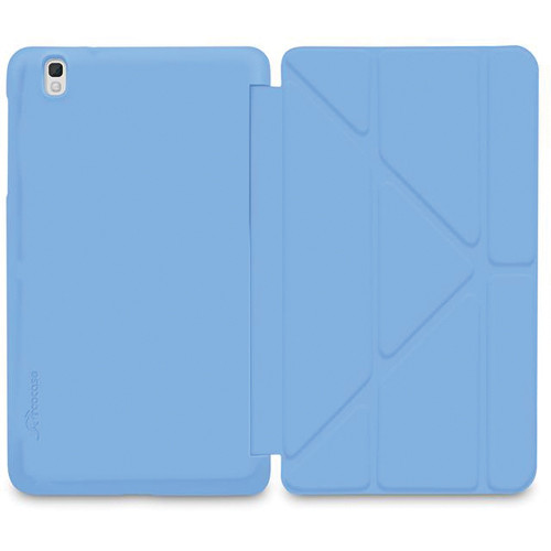 "rooCASE Origami SlimShell Case for Samsung Galaxy Tab Pro 8.4"" (Blue)"