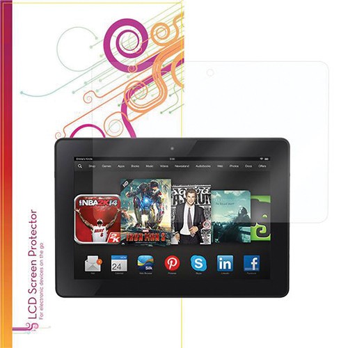 rooCASE Ultra HD Plus Bubble Free Screen Protector for Amazon Kindle Fire HDX 8.9""