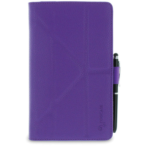 rooCASE Origami Folio Case Cover for Google Nexus 7 FHD (Purple)