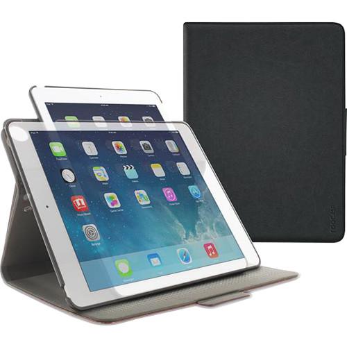 rooCASE Orb Folio Case for Apple iPad Air 2 (Black)