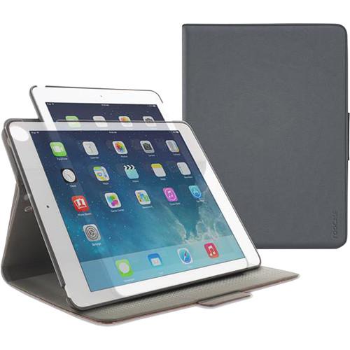 rooCASE Orb Folio Case for Apple iPad Air 2 (Gray)