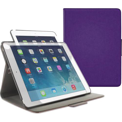 rooCASE Orb Folio Case for Apple iPad Air 2 (Purple)