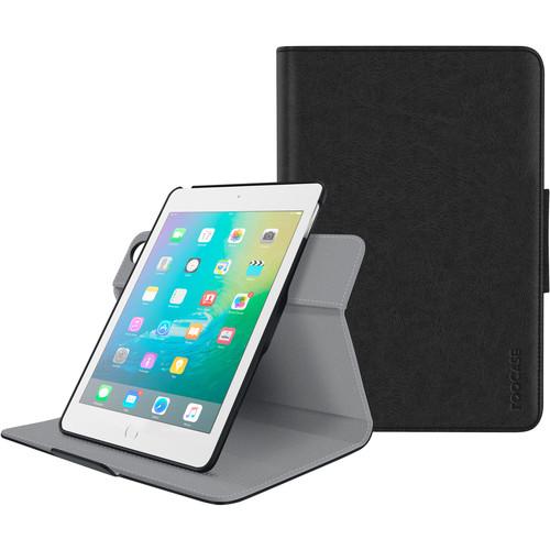 rooCASE Orb Folio Case for Apple iPad mini 4 (Black)