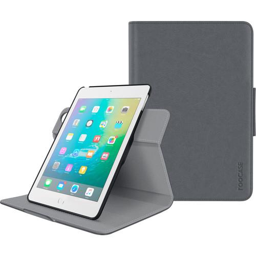 rooCASE Orb Folio Case for Apple iPad mini 4 (Gray)
