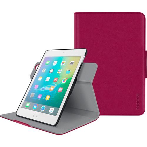 rooCASE Orb Folio Case for Apple iPad mini 4 (Magenta)