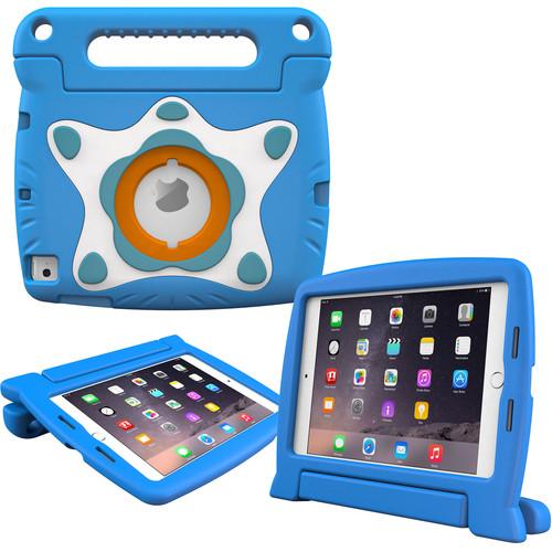rooCASE Orb Starglow Kids Case for iPad mini 4 (2015) (Blue)