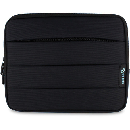 "rooCASE XTREME Super Foam Sleeve Cover for Apple iPad/10.1"" Tablet (Black)"