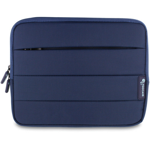 "rooCASE XTREME Super Foam Sleeve Cover for Apple iPad/10.1"" Tablet (Blue)"