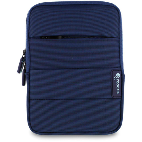 "rooCASE XTREME Super Foam Sleeve Cover for Apple iPad mini / 7"" Tablet (Blue)"