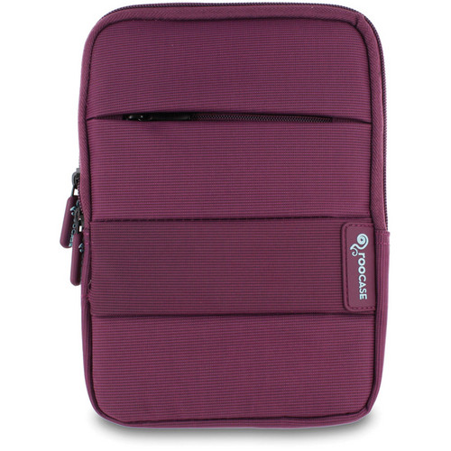 "rooCASE XTREME Super Foam Sleeve Cover for Apple iPad mini / 7"" Tablet (Purple)"