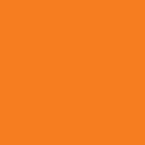 "Rosco E-Colour #287 Double CT Orange (48""x25' Roll)"