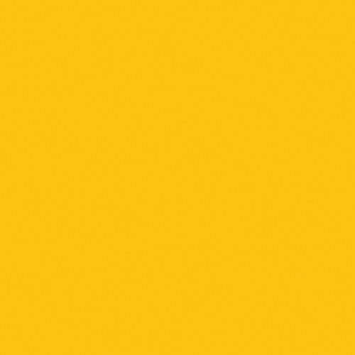 "Rosco E-Colour #643 1/4 Mustard Yellow (48""x25' Roll)"