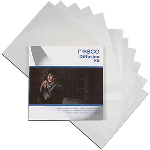 "Rosco Diffusion Filter Kit (20 x 24"")"