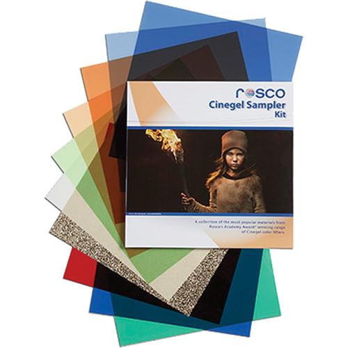 """Rosco Cinegel Sampler Filter Kit (20 x 24"""")"""