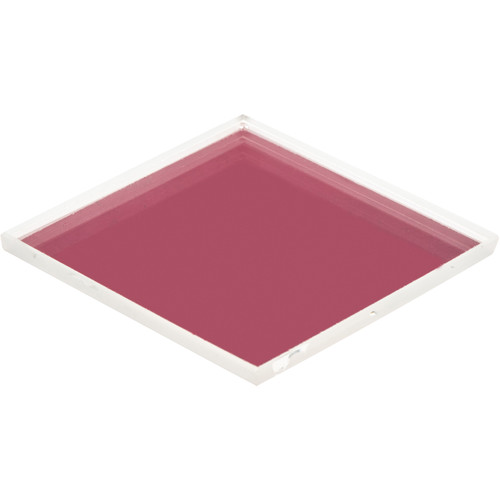 "Rosco Double Coated UV Pass Permacolor Glass Filter (2 x 2"")"