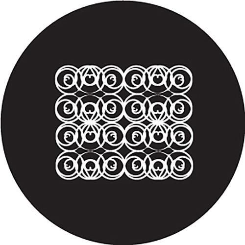 Rosco Scroll Crop Circle B/W Glass Gobo (A Size)