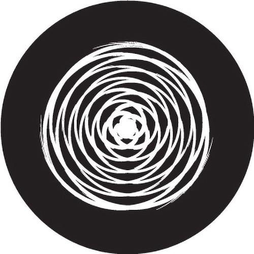 Rosco Celtic Crop Circle B/W Glass Gobo (B Size)