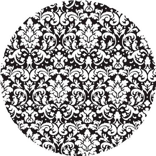 Rosco Damask Glass Gobo #82871 (Size A)
