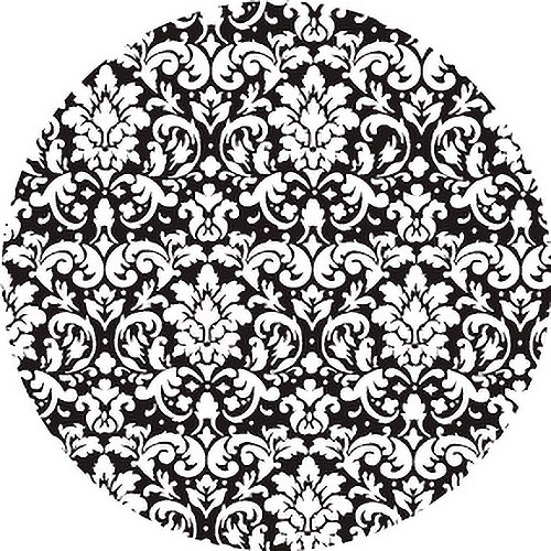 Rosco Damask Glass Gobo #82871 (Size B)