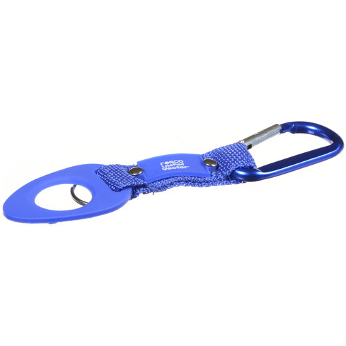 Rosco LitePad Carabiner Bottle Holder (Blue)