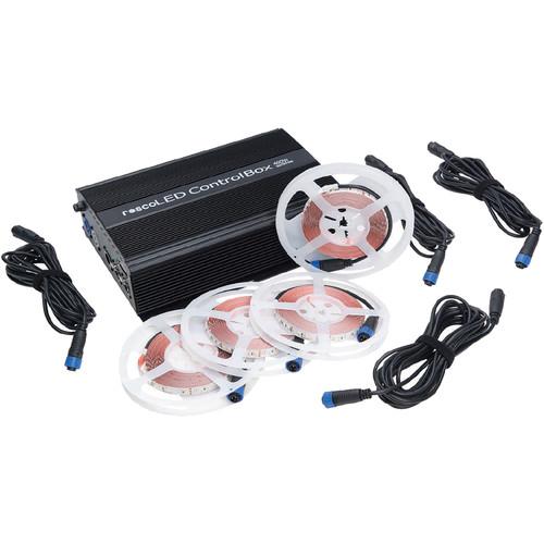 Rosco RoscoLED Tape VariWhite Ultra Kit (1800 to 6000K)
