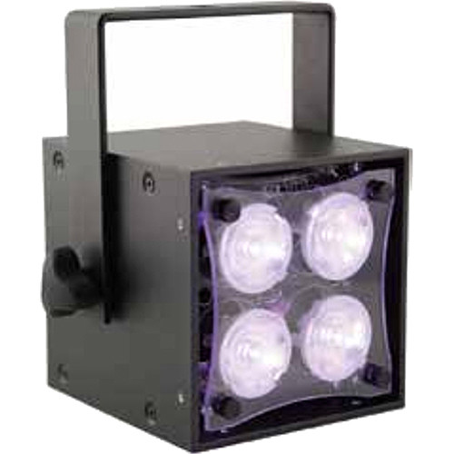 Rosco Miro Cube 4C RGBW LED Light (Black)