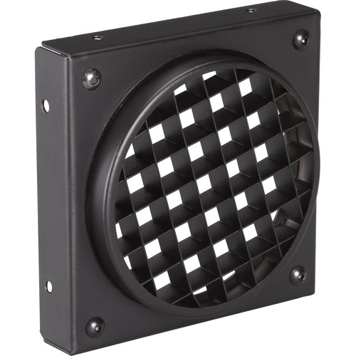 Rosco Egg Crate Louver for Miro Cube LED Light (Black)