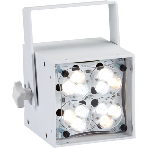 Rosco Miro Cube WNC ARC LED Light with Data Track Adapter (White)
