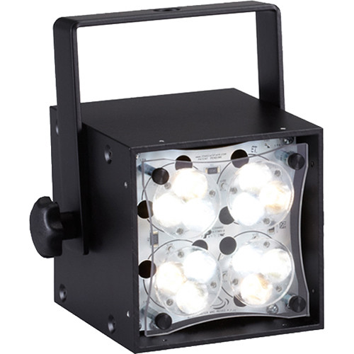 Rosco Miro Cube WNC ARC LED Light with Data Track Adapter (Black)