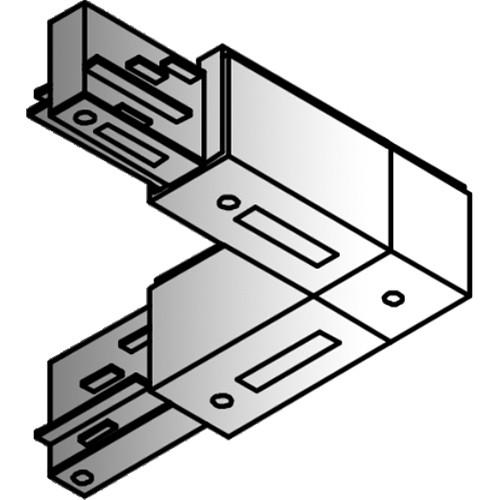 Rosco L-Coupler for Miro Cube (Ground Inside, White)