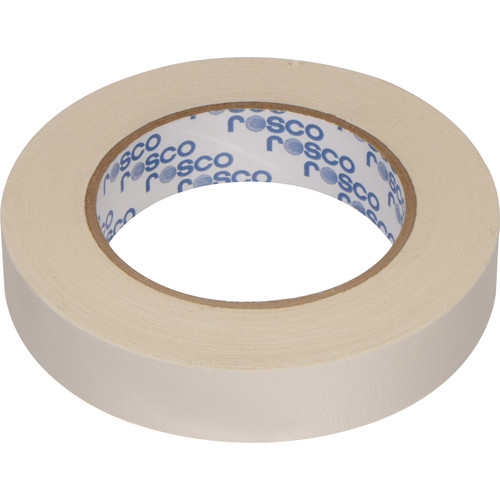 "Rosco GaffTac Marking Tape - White (1"" x 81')"