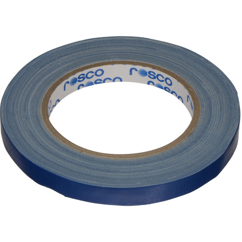 "Rosco GaffTac Spike Tape - Blue (1/2"" x 81')"