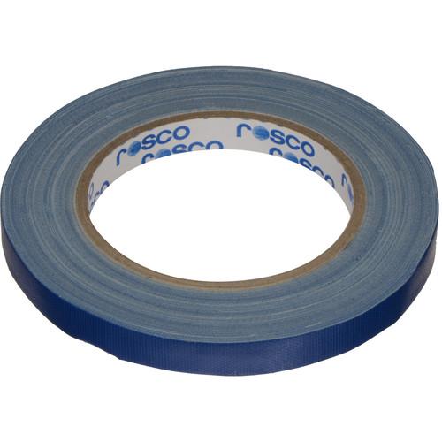 """Rosco GaffTac Spike Tape - Blue (1/2"""" x 81')"""