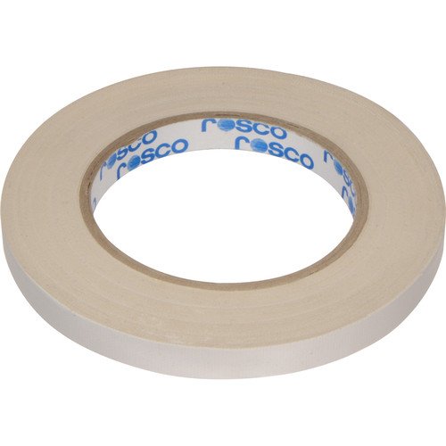 "Rosco GaffTac Spike Tape - White (1/2"" x 81')"