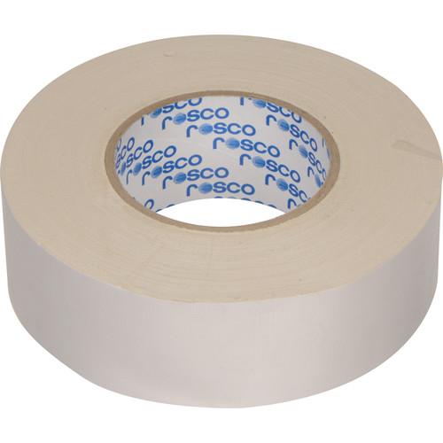 """Rosco GaffTac Gaffer Tape - White (2"""" x 54yd) - 2 Pack"""