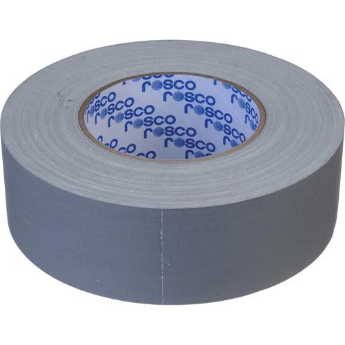 "Rosco GaffTac Gaffer Tape - Gray (2"" x 54yd) - 2 Pack"