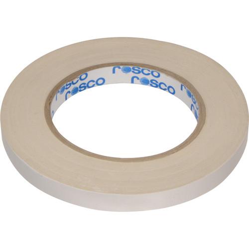 """Rosco GaffTac Spike Tape - White (1/2"""" x 27 yd) - 3 Pack"""