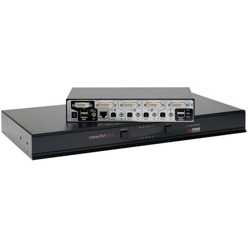 Rose Electronics Vista DVI Plus KVM Switch (1x8)