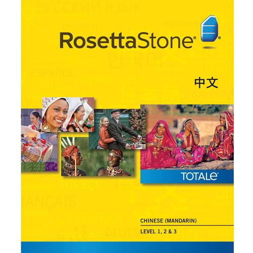 Rosetta Stone Chinese / Mandarin Levels 1-3 (Version 4 / Mac / Download)