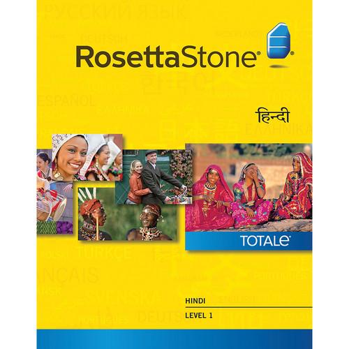 Rosetta Stone Hindi Level 1 (Version 4 / Windows / Download)