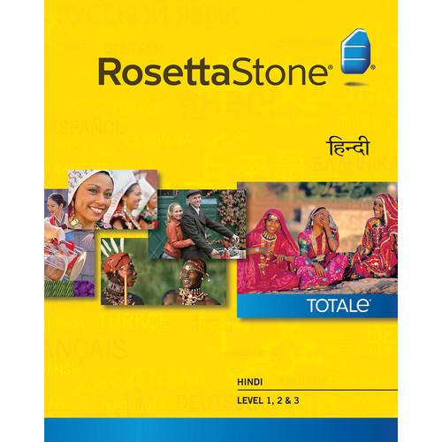 Rosetta Stone Hindi Levels 1-3 (Version 4 / Mac / Download)