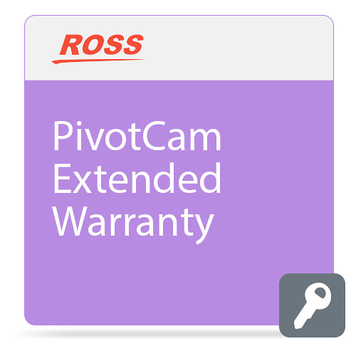 Ross Video Extended Warranty for PIVOTCam