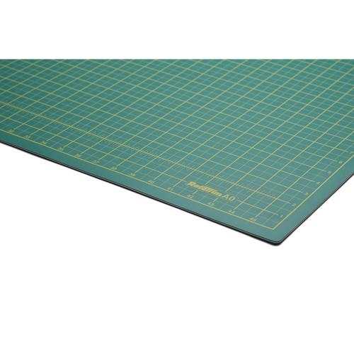 "Rotatrim A0 Self-Healing Cutting Mat (46.8 x 33.1"", Dark Green)"
