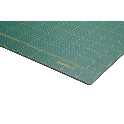 "Rotatrim A1 Self-Healing Cutting Mat (33.1 x 23.4"", Dark Green)"
