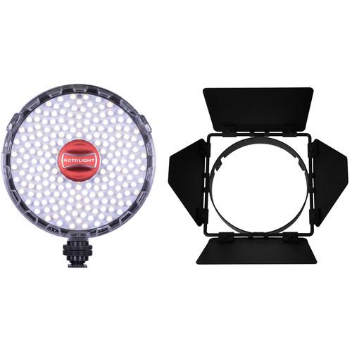 Rotolight NEO 2 LED Light Kit with Barndoors