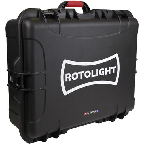 Rotolight Masters Kit Pro Flight Case and Barndoors for Anova